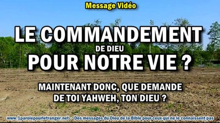 2018 0609 le commandement de dieu pour notre vie minia1