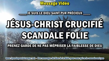 2018 1218 jesus christ crucifie scandale folie minia1