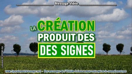 2020 1124 la creation a ete programmee ordonnee pour produire des signes devant les hommes minia1 450